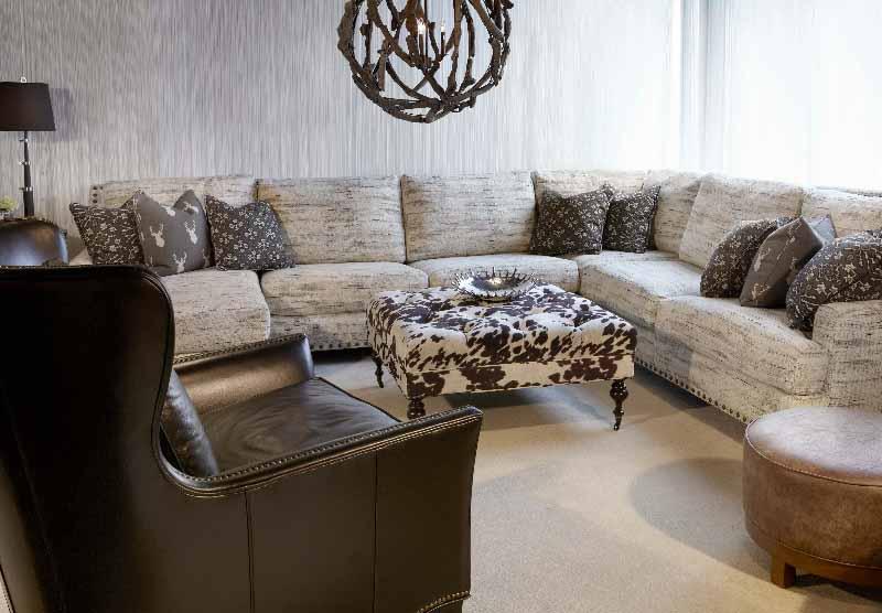Leather sofa sydney sale