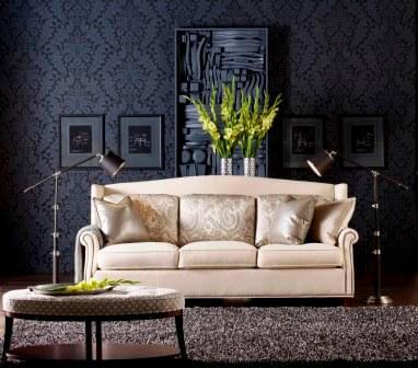 Candice Olson's Hemmingway Sofa post image