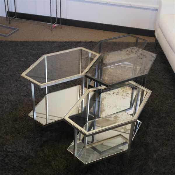 Hexagon Tables
