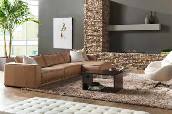 Popular Stanton Sofa Style is Now Available in a Sectional post image