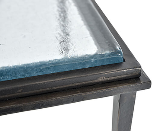 cast_end_table_glass_top