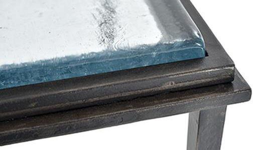 cast-end-table-glass-top (Custom)