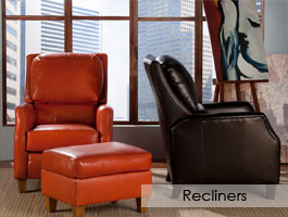 recliners gallery - by Design Des Moines