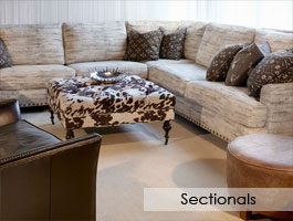 sectionals - by design des moines