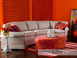 copley square sofa - by Design Des Moines