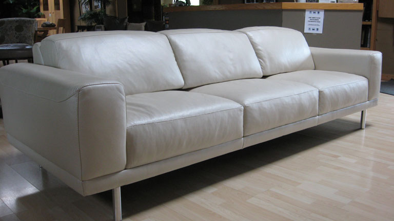 meyer leather sofa - American Leather Sofa