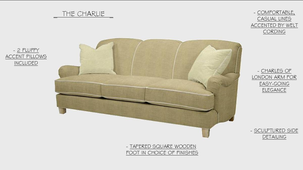Sofas styles sofa style 20 types of sofas couches for Types of furniture styles