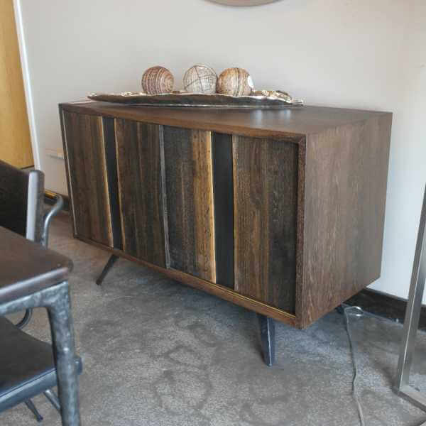 HGSR619 Vega Console - Seared Oak