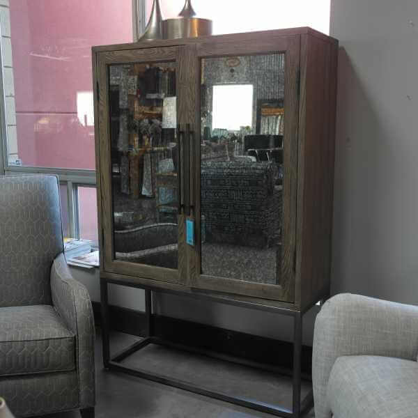 Finley Bar Cabinet - Clearance