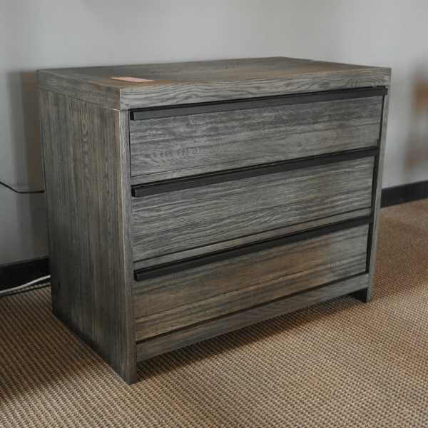 Greta Three Drawer Chest - Clearance
