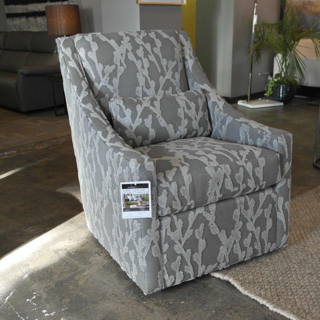 Eva Swivel Chair