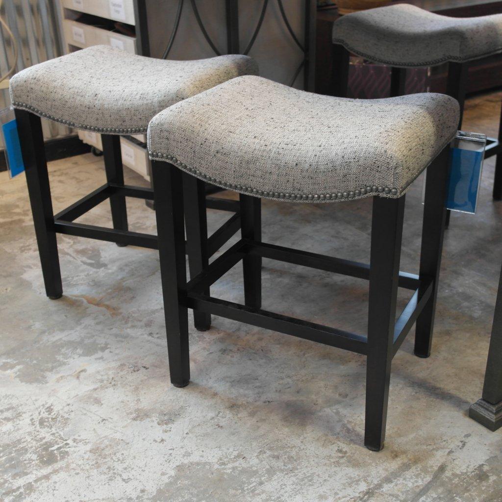 Cooper Fabric Seat Stool