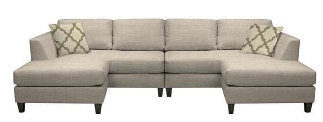 7291 Tribeca 3-piece sectional