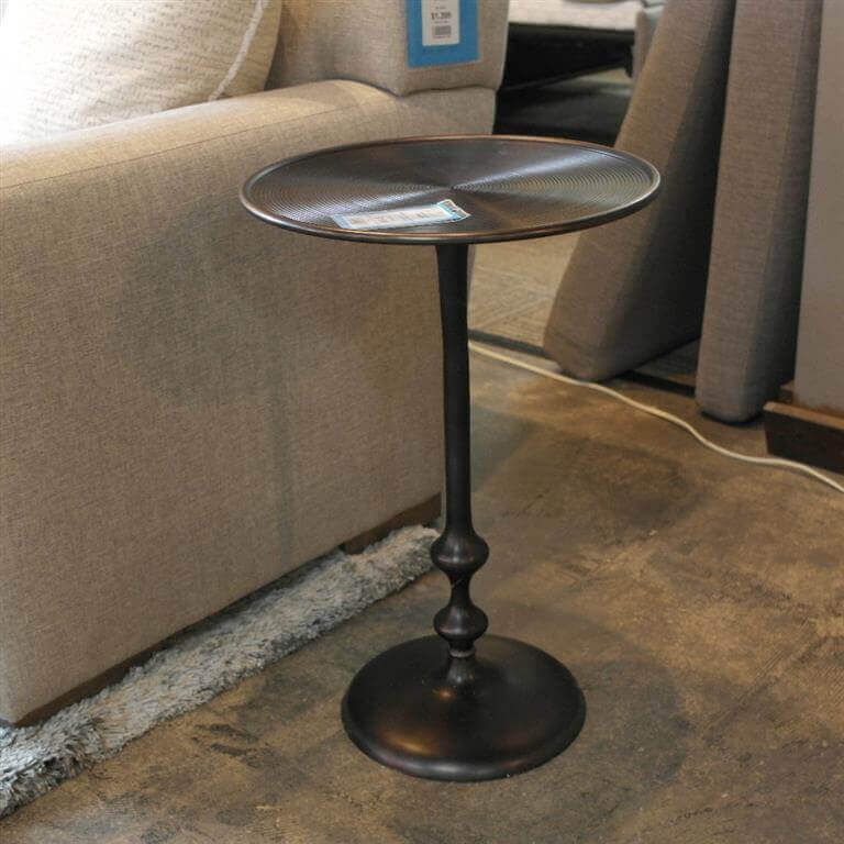 Abydos Turned Side Table