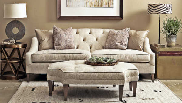 Amelie_sofa_fabric_Roswell_ottoman_fabric_rustic-chic