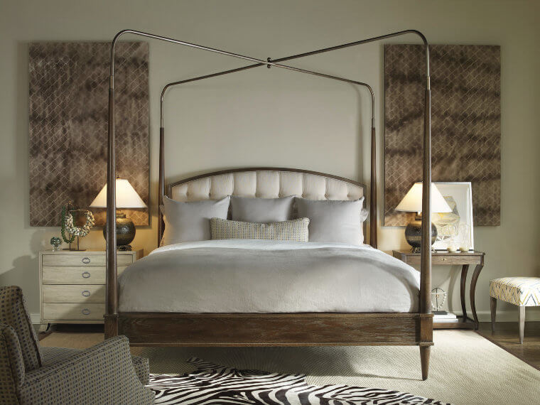 Anderkit Tufted Bed