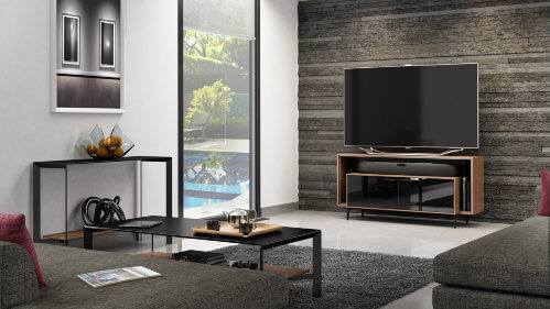 Cavo 8168 Walnut Tv Cabinet