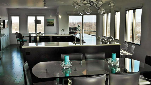 Des Moines Condo Epitomizes Urban Sophistication post image