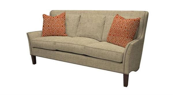 edinburgh sofa at by Design