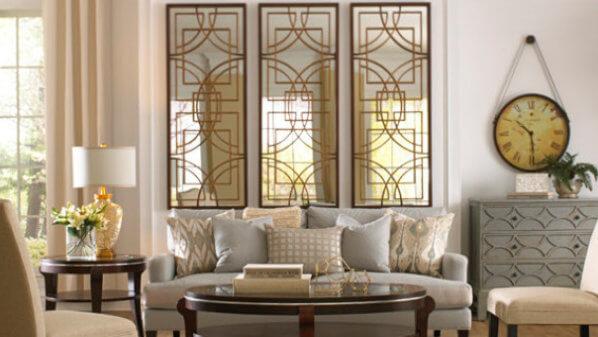 2015 Interior Design Trend: Warm Metallics post image