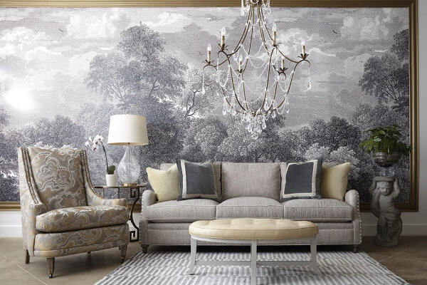 2015 Interior Design Trend: Grisaille post image