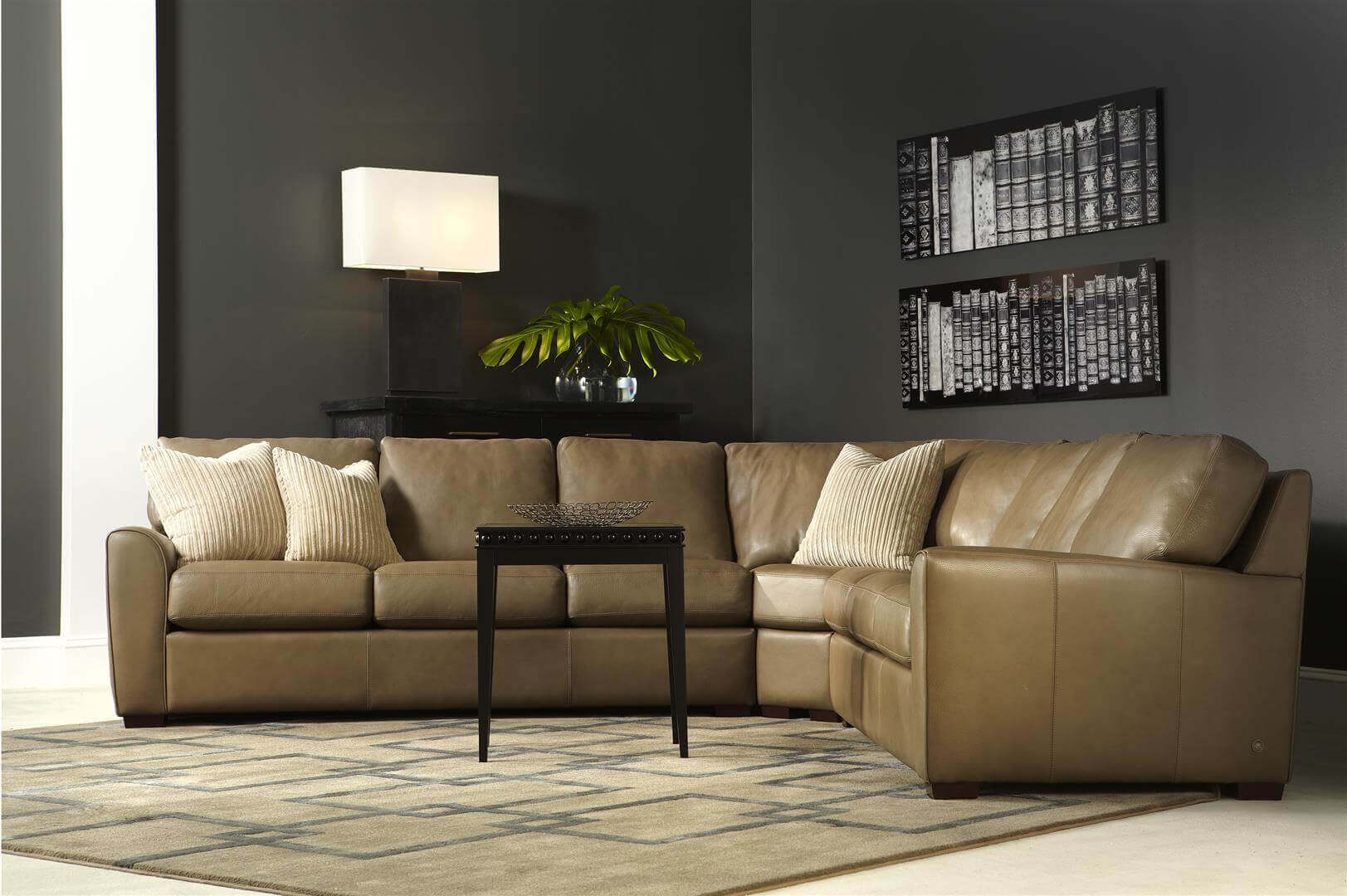 KAden Sectional |by Design Des Moines