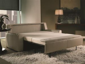 des moines' Source for the fort Sleeper by American Leather