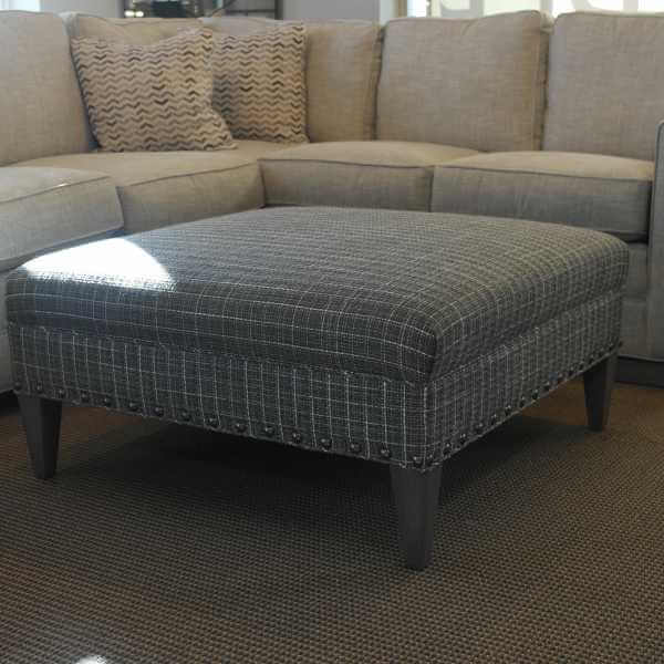 Make It Yours Collection - Square Ottoman