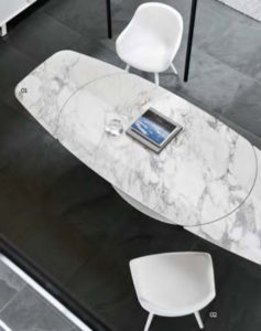 Marblized Caligaris Table