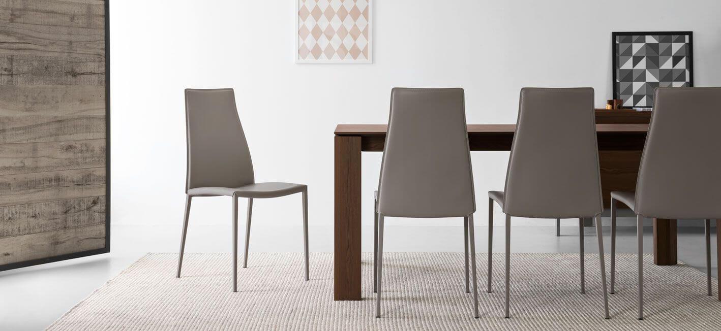 Omnia Table at by Design Des Mones