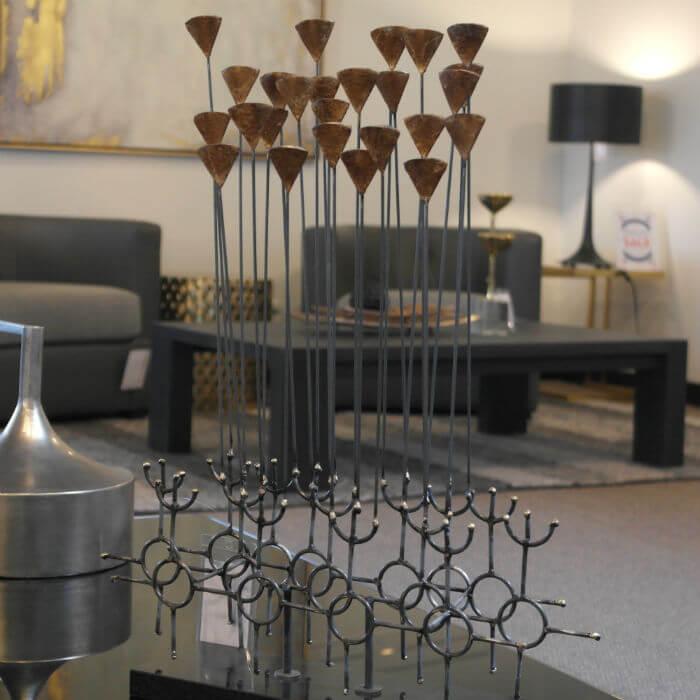 Pod Sculpture|by Design Des Moines