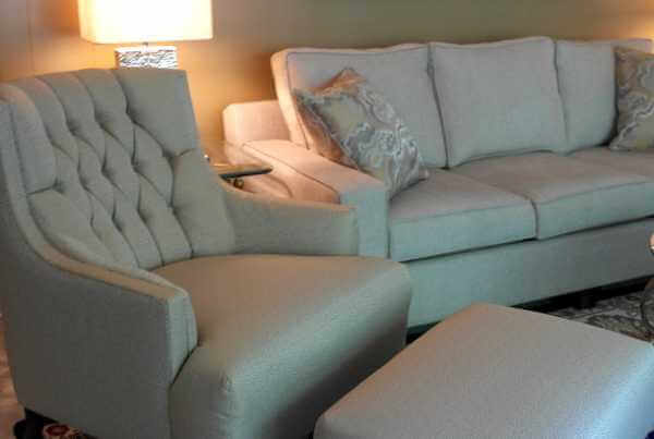 Sherri's Clients Living Room