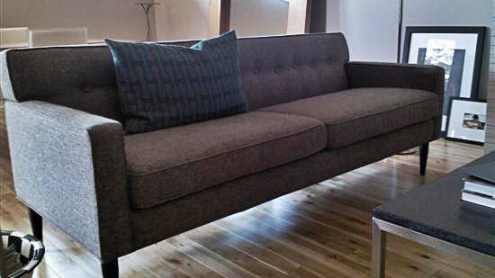 The Quincy sofa… the sofa I chose for me. post image