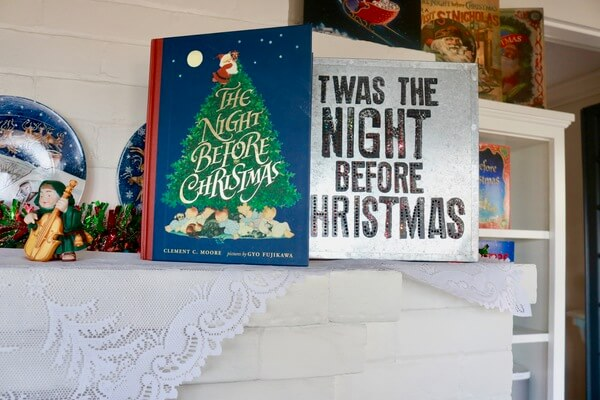 I have always loved the 'Twas the Night Before Christmas poem…when I was 5  I had to memorize it for a school program and it's been one of my favorites  ever ... - Twas The Night Before Christmas Tradition