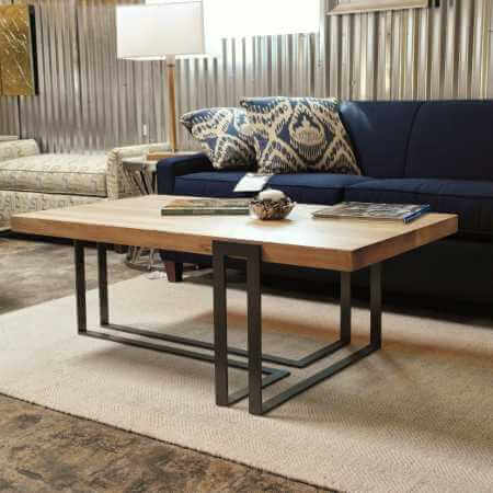 Watson Cocktail Table-by Design Des Moines