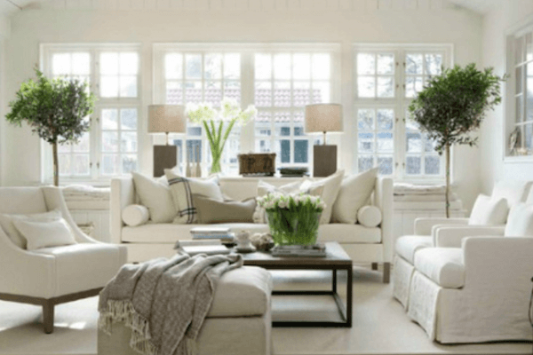 How to design a white room. post image