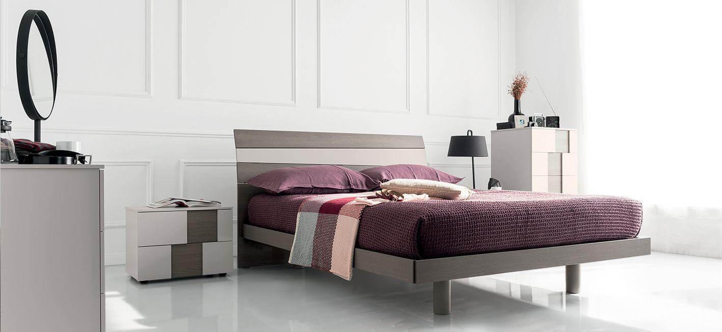 calligaris ontario bed