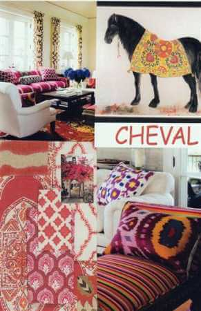 2015 Color Trend: Cheval post image