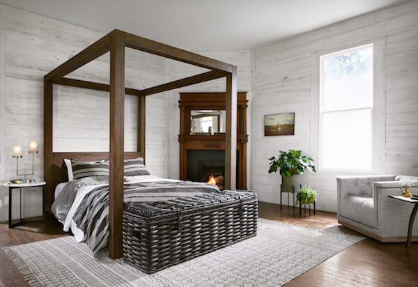 Current Passion: Four Poster Beds post image