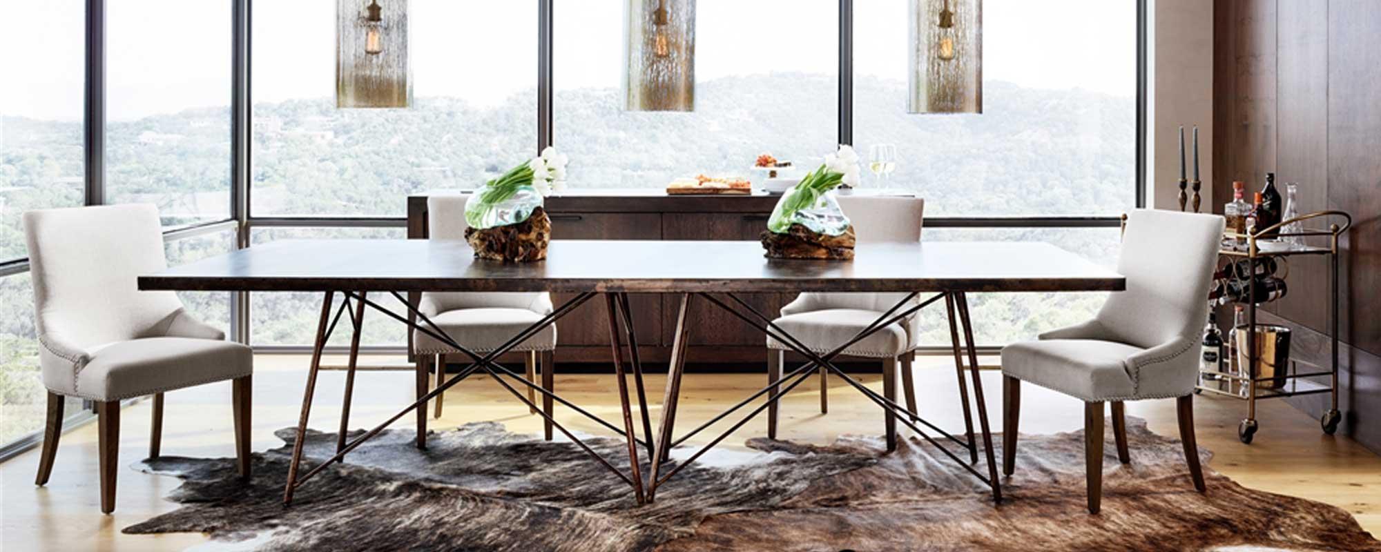 modern casual fourhand_dining