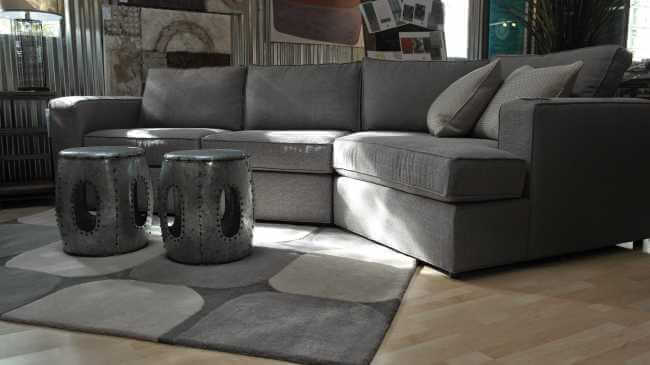 Milford Sectional with Cuddle Chaise